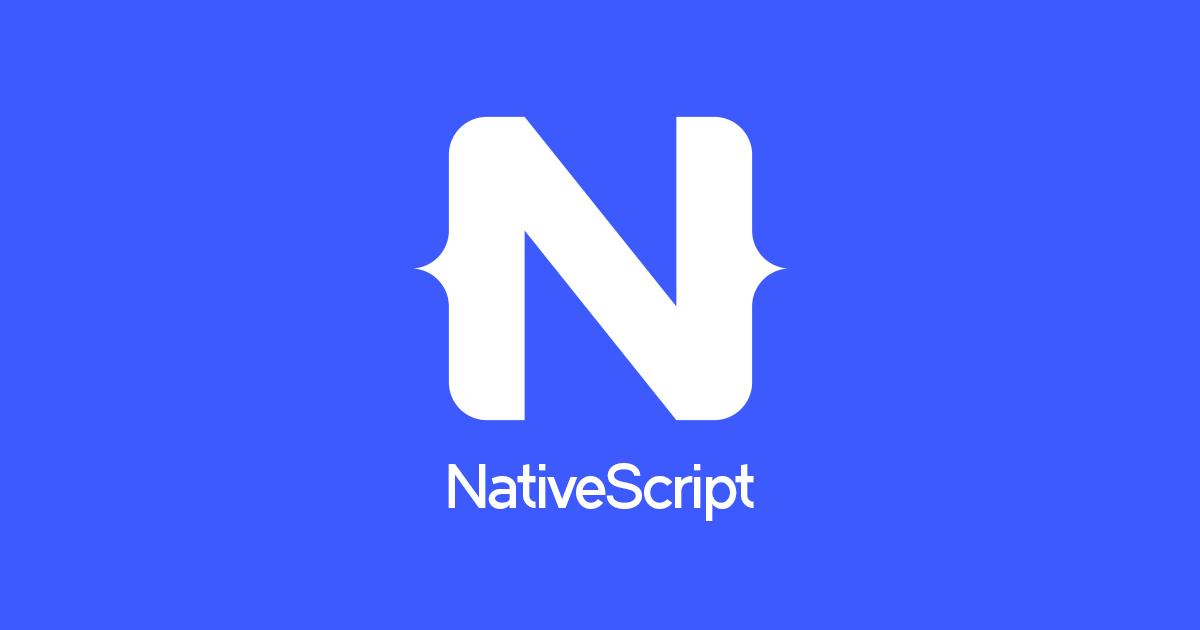 Nativescript cannot run your app in native emulator